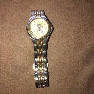 Used Fossil Watch-stainless steel
